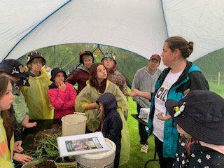 Camp June 2019 - Soil Workshop